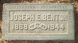 Joseph E Benton