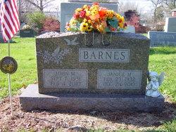 Mrs Marion Janice Janice <i>Taylor</i> Barnes
