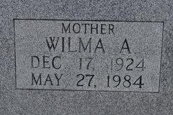 Wilma <i>Amerson</i> Akridge