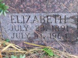 Elizabeth <i>Morgenthaler</i> Baumbach
