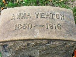 Anna Yeaton