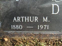 Arthur Mahlon Daniel