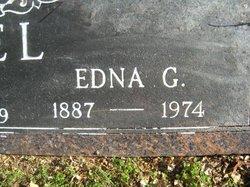 Edna G <i>Green</i> Daniel