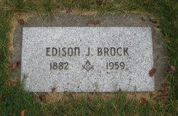 Edison Joshua Brock