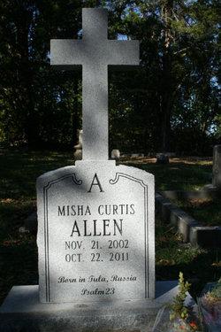 Misha Curtis Allen