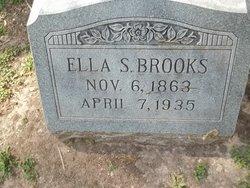 Ella <i>Sharp</i> Brooks