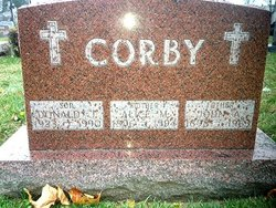 Alice Mary <i>Denessen</i> Corby