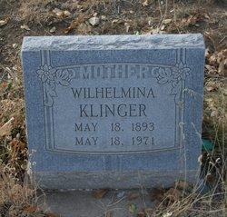 Wilhelmina Klinger