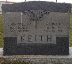 Naomah <i>Weddle</i> Keith
