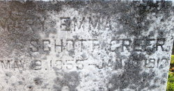 Mary Emma <i>Schott</i> Greer