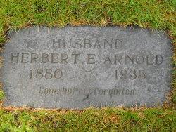 Herbert E Arnold