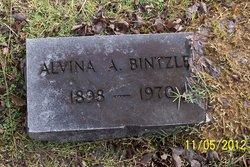 Alvina A. <i>Wilke</i> Bintzler