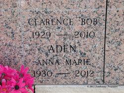 Clarence Bob Aden