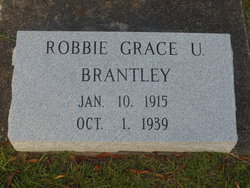 Robbie Grace <i>Underwood</i> Brantley