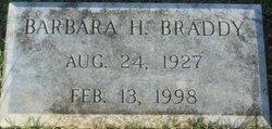 Barbara H. Braddy