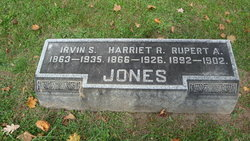Irvin S Jones