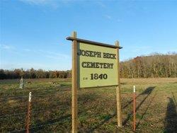 Joseph Beck Family Cemetery