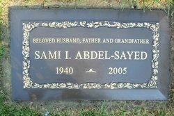 Sami I Abdel-Sayed