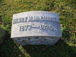 Henry M. McGinnity
