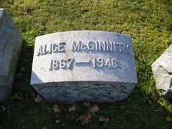 Alice McGinnity