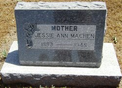 Jessie Ann <i>Baird</i> Machen