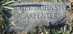 Rachel <i>Johnston</i> Carpenter