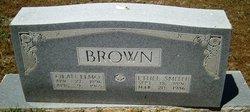Olan Elmo Brown