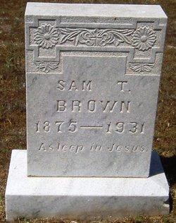 Sam Tipton Brown