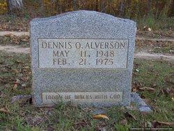 Dennis O Alverson