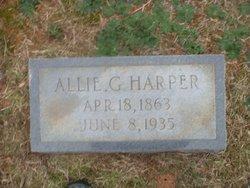 Alice Gray Allie <i>Wood</i> Harper