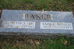Joseph S Baker, Sr
