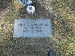 Arlie Garrett Albright, Sr
