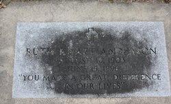 Ruth Minerva <i>Kraft</i> Anderson