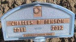 Charles B Benson