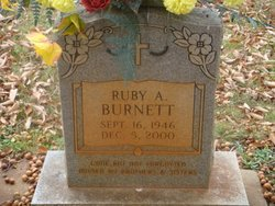 Ruby A. Burnett