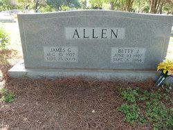 Betty Jane <i>Seybert</i> Allen