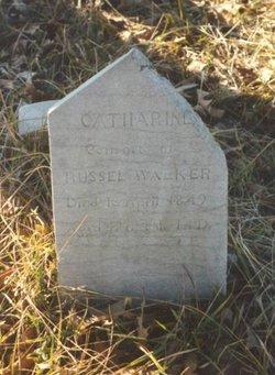 Catherine <i>Eckel</i> Walker