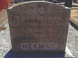 Antje Annie <i>Van Heukelem</i> Hekman