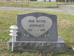 Joan Darlene <i>Hilyer</i> Antonacci