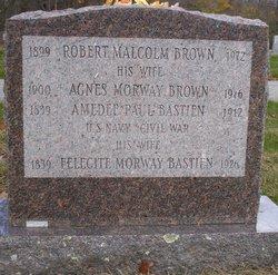 Agnes <i>Morway</i> Brown