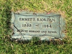 Emmet F Riordan