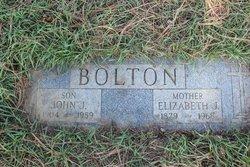 Elizabeth Josephine <i>Heenan</i> Bolton