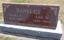Dora F. <i>Lyon</i> Barkley