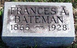 Frances A. Bateman