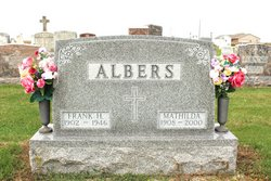 Mathilda <i>Schmidtmeyer</i> Albers