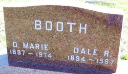 D. Marie Booth
