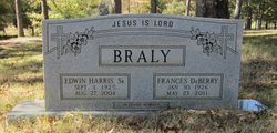 Frances <i>DeBerry</i> Braly