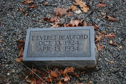 T Everet Beauford