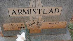 Carey D Armistead
