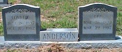 Lovedy Anderson